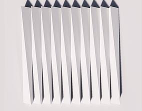 tessellation FACADE 04 3D print model