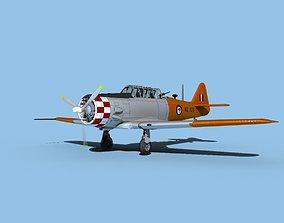 3D North American AT-6 Texan V19 NZAF