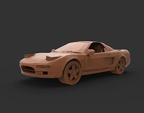3D printable model honda nsx sport