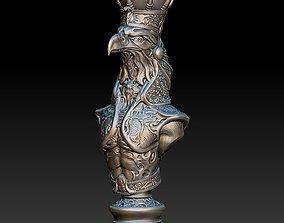 3D printable model Ra King Egypt - 2018