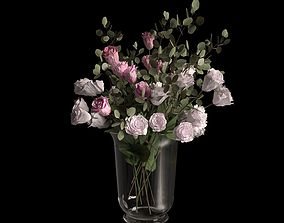 3D model other Vase with flowers
