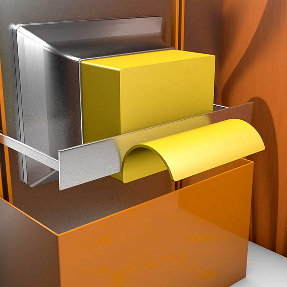 Satisfying  animation  project - Cinema 4D