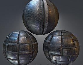 Sci-Fi Floor - Seamless 3D model