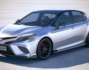3D Toyota Camry TRD 2020 v6