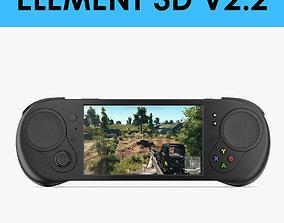E3D - Gamepad Controller and Screen