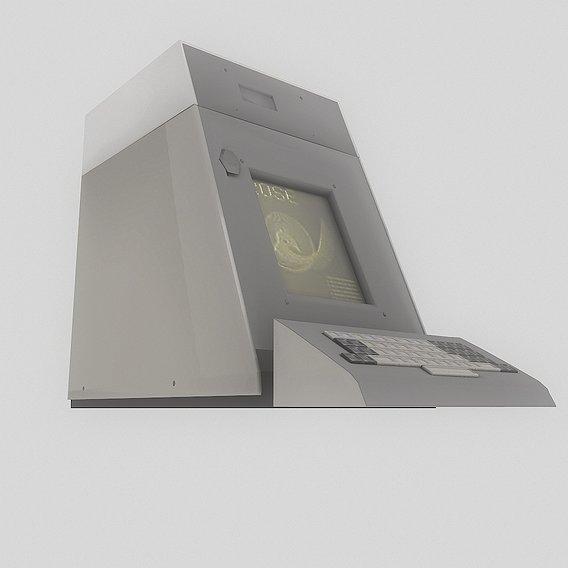 Plato IV Terminal PC