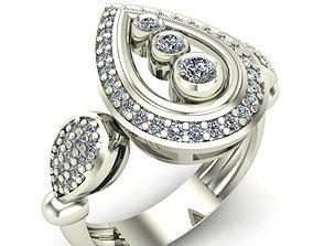 3D printable model WOMAN RING ring