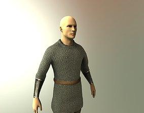 realtime Warrior model