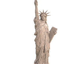 Statue of Liberty Ready Print model