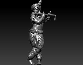 3D printable model Krishna