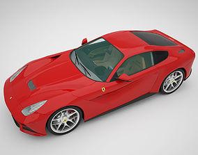 3D model Ferrari F12 Berlinetta berlineta