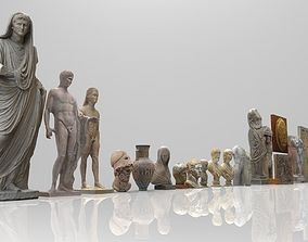 3D asset Museum pack - Ancient Greece and Rome