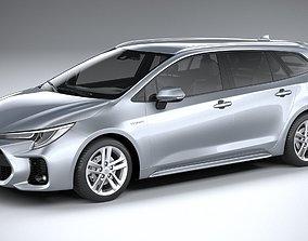 Suzuki Swace 2020 3D