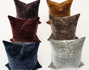 Pillow Collection 03 Ferris Rafauli 01 3D model