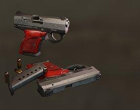 Bond Arms BULLPUP9 3D asset