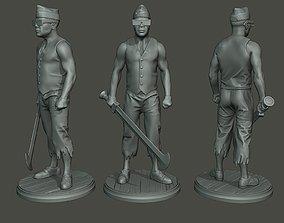 3D printable model Dancing Coffin Meme C 003