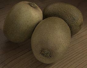 game-ready Kiwi Photogrammetry Asset 3D PhotoScan By Scan