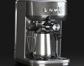3D model Coffee Maker Bork C701