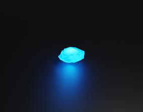 3D model Marvel Infinity Stone - Space Stone