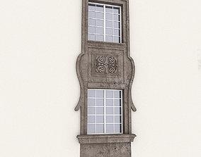 Window Frame 18 3D asset