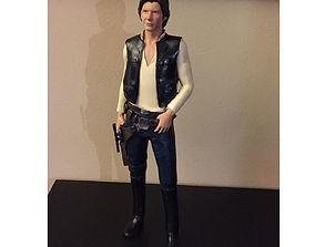 Han Solo Print 3D HQ 30cm