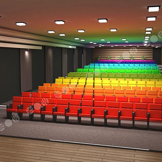 College Theatre Hall