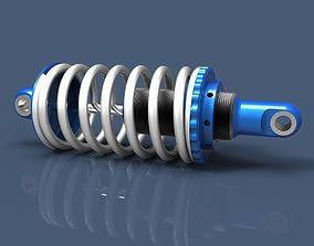 3D model Suspensions