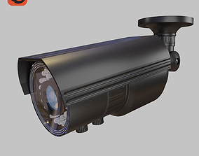 isolated 3D Camera