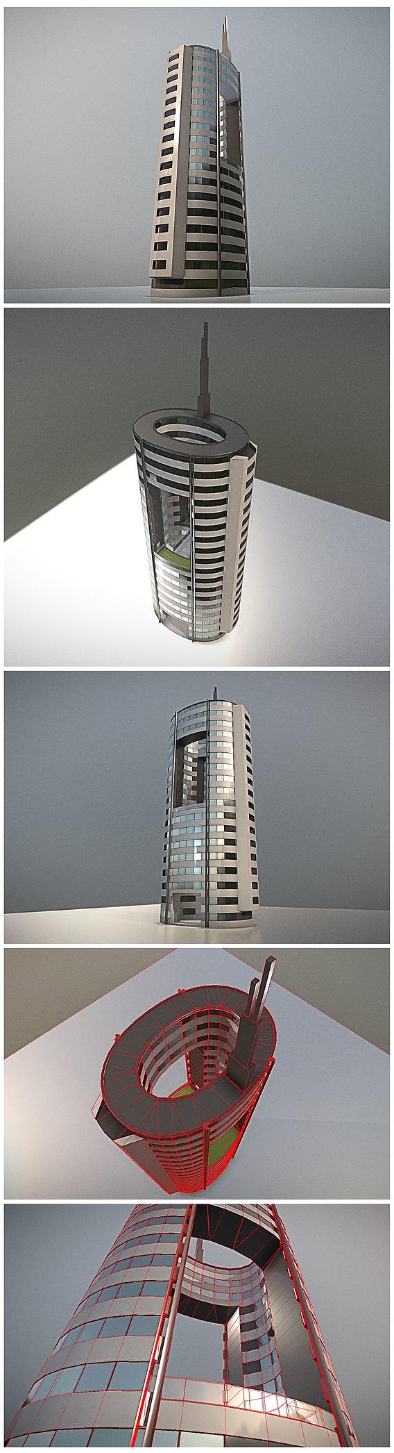 City Building Design O-1