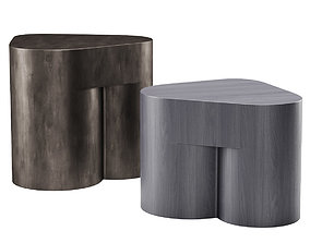 DOO side table by Christophe Delcourt 3D