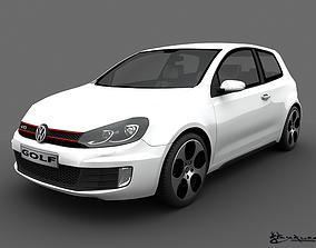 Volkswagen Golf GTI 3doors 2010