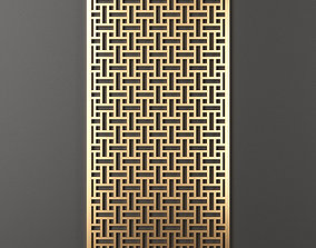 Decorative panel 142 3D model