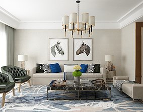 Livingroom seat 3D