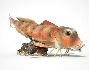 Fish 3D printable