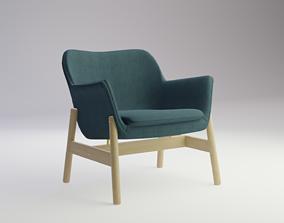 3D Chair Vedbu