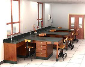 3D Science Laboratory 01