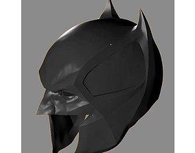 BATMAN NOEL COWL 3D print model dccomics