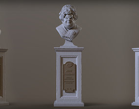 Haunted Mansion Aunt Florence 3D Printable Bust