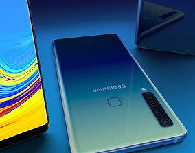 Samsung Glaxy A9 Element3D