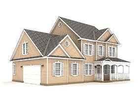 Cottage 08 3D