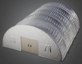 Military Tent - GEN - PBR Game Ready 3D asset