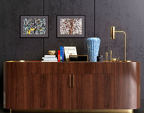 Chest of drawers Modern 3D