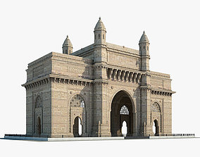 3D Gateway of India