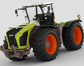 3D model Claas Xerion 2014