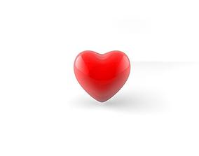 3D model realtime Heart