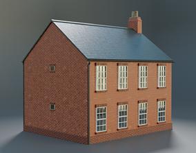 British brick house 3D model