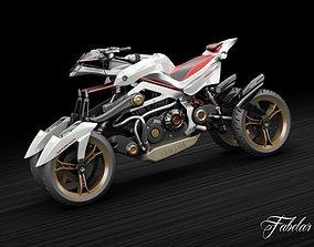 Yamaha Tesseract 3D