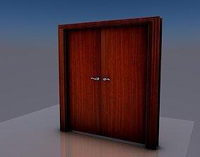 Twin doors 1 3D