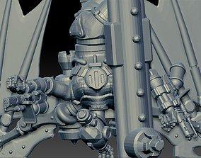 Cyborg bat toaster lovers 3D printable model