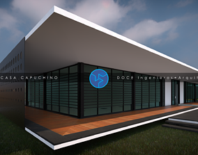 3D Capuchino House by DOCE Ingenieros Arquitectos - 2